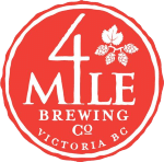 4 Mile Brewing Logo