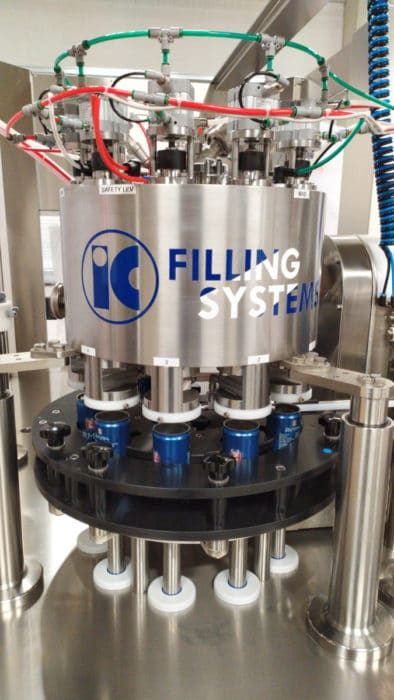 Can Filling Turret