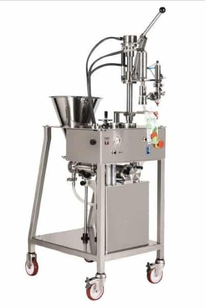 Manual Doypack Filling Machine